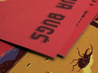 Squash Your Bugs Poster
