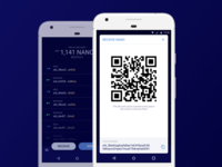 Nano Mobile Wallet (Receive)
