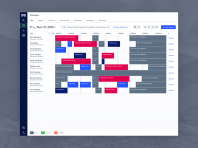Evolve - Desktop Scheduler