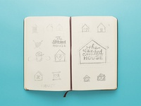 The Stitched House - Sketches
