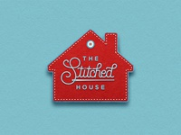 The Stitched House - Logo - dimensional