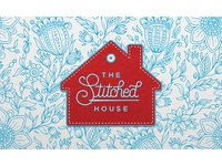 The Stitched House - alt background