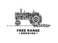 Free Range Brewing - Community T shirt design