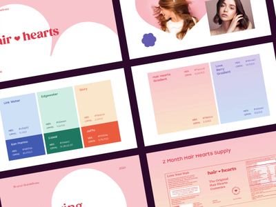 Brand Identity Guidelines hair wellness health branding brand identity visual identity identity design typography logo brand book brand guidelines branding guidelines color palette packaging design product visualization cgi 3d manual layout design style guide