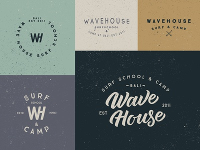 Wave House Logo