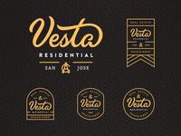 Vesta Residential Branding