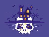 Halloween On The Island