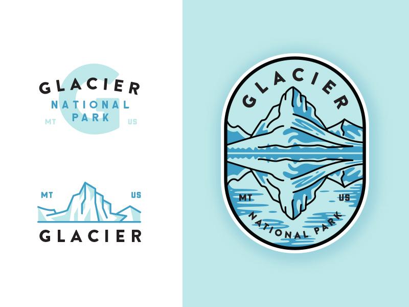 Glacierdribbble