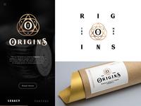 Origins Brand Identity