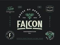 Falcon Branding System