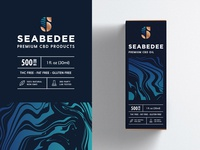 CBD Product Packaging Design