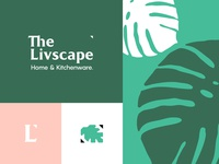 The Livscape Visual Identity System