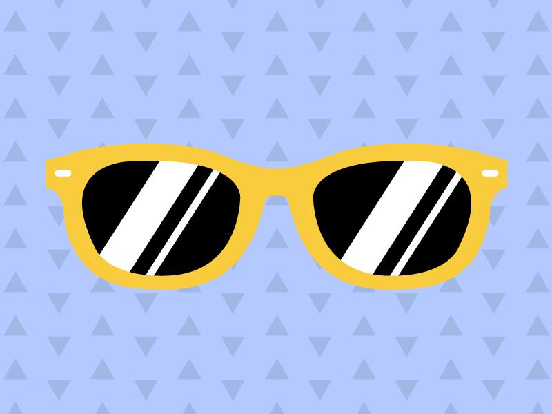 Wayfarers (Triangles) wayfarers sunglasses
