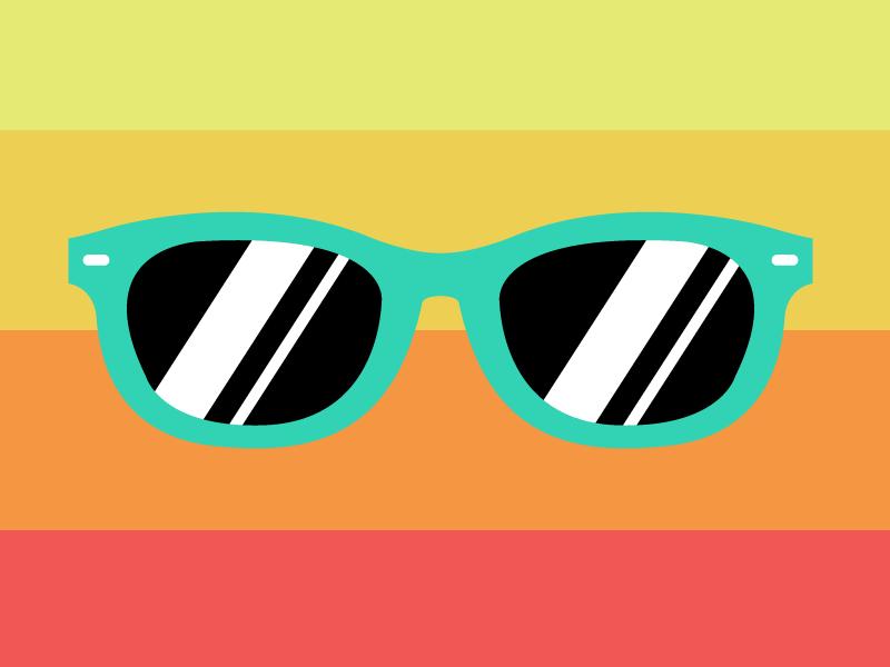 Wayfarers (Sunset) wayfarers sunglasses