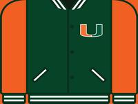 College Football Countdown: Miami