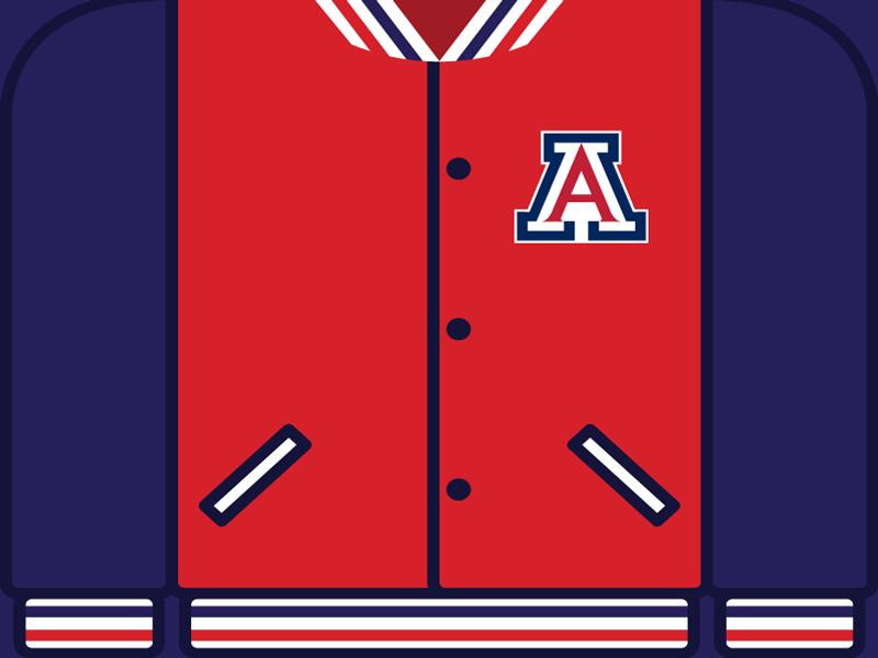 College Football Countdown: Arizona letterman college football arizona wildcats arizona