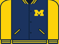 College Football Countdown: Michigan