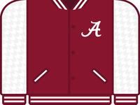 College Football Countdown: Alabama