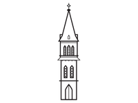 Steeples Icon #4