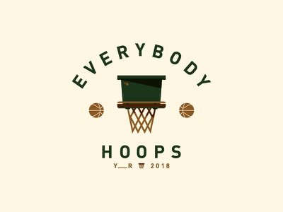 EBH bathroom poop retro logo sports ball toilet basketball hoop