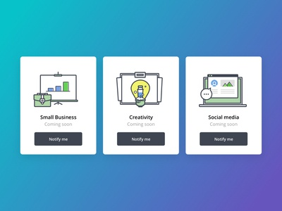 Design courses icons
