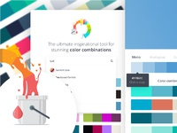 Dribbble Canva Color Wiki Jpg By Didier Sibellas