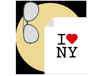 Design Icon design icon milton glaser nyc glasses