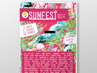 SunFest Poster