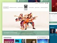 Kravis Center Website