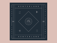 2019 hinterland bandana dribbble large