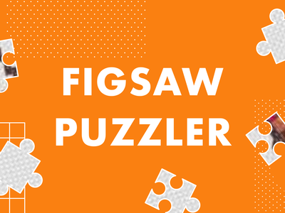 The Figsaw Puzzler resources game free template resource fun teambuilding team activity jigsaw jigsaw puzzle puzzle play community figma digital exercise group activity remote remote work creative wellbeing