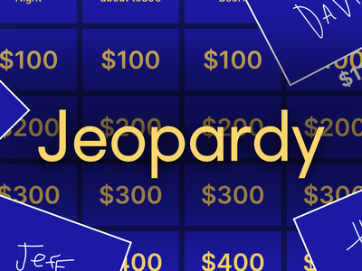Jeopardy Figma Template jeopardy trivia figma template figma digital tool digital game team building fun remote work game remote