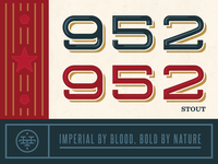 952 Imperial Stout