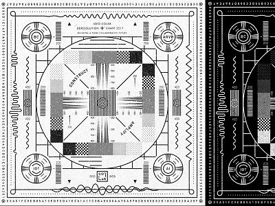 Colab Deresolution Chart conversion digital analog fellowship swag tech shirt collateral bandana chart resolution colab