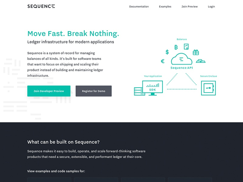 Sequencewebsite