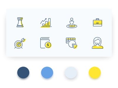 Flexteam.co Icons line identity icons flexteam