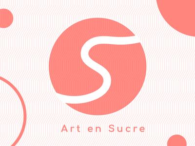 LOGO art sweets logodesign logo design illustration