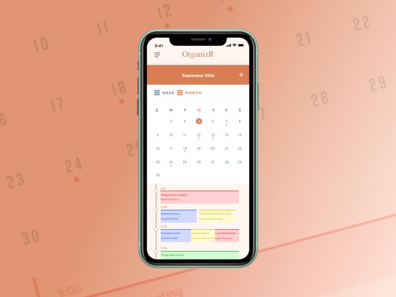 Daily UI challenge  038 calendar design calendar ui calendar app mobile appdesign app uxui ux uxdesign design ui ui challenge daily ui dailyui