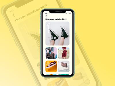 Daily UI challenge  069 adobe xd adobexd bestof trends mobile app mobile app design ux design uxdesign uxui ux design daily ui dailyui ui ui challenge