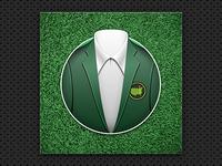 Masters Jacket Icon