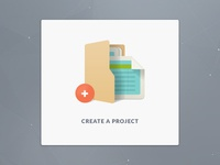 Create Project Card