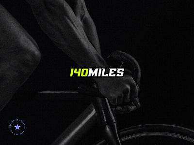 140miles sports branding sports logo sports logo brand design brand identity branding