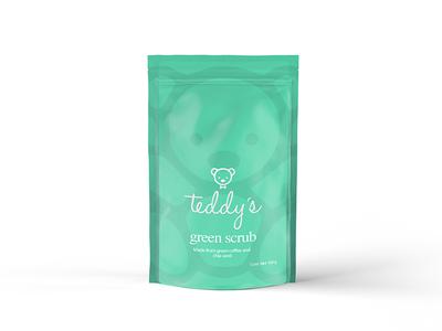 Teddy's Green Scrub Package