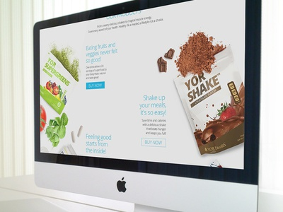 UI Product Page