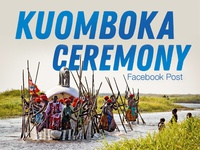 ZOONA Kuomboka Ceremony Facebook Post
