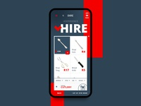 EHIRE MOBILE #3 Hire Cutlery