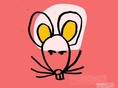 A Rat illustration