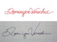 Signature/Logotype