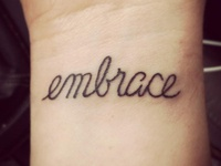 Embrace Inked