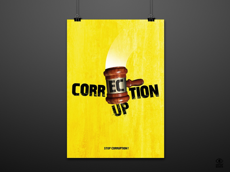 Corruption 2020 prishtina prishtinaposter law 2020 correction corruption posters poster design illustration poster graphic design graphic digital illustration digitalart design art